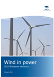 2010 Offshore and Eastern Europe new growth drivers for wind power in Europe