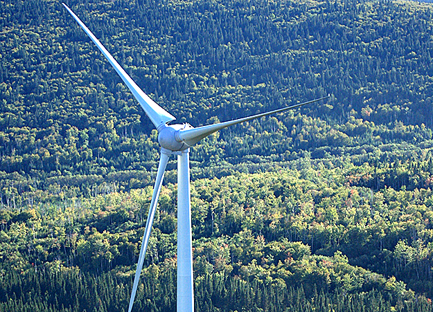 800MW wind power call in Quebec
