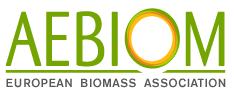 AEBIOM - EUROPEAN BIOMASS  ASSOCIATION