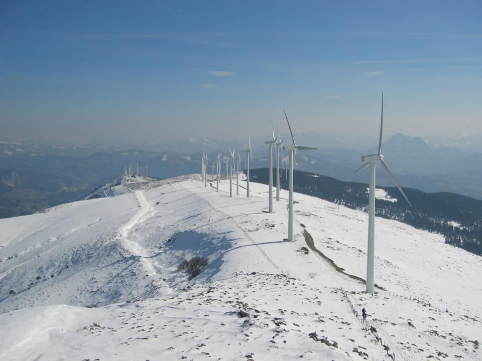 Centrale EWEA Winter 01