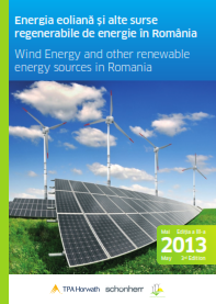 Energia eoliana si alte surse regenerabile de energie in Romania