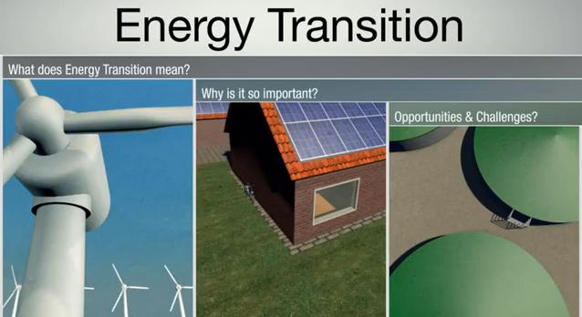 Energie obtinuta din sursele regenerabile