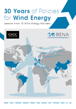 IRENA & GWEC full Wind energy Status Raport 2012