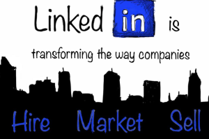 Linkedin is transforming the way companies hire market  sell