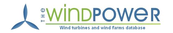 List of WEA, Wind Energy Associations in Europe by the Wind Power
