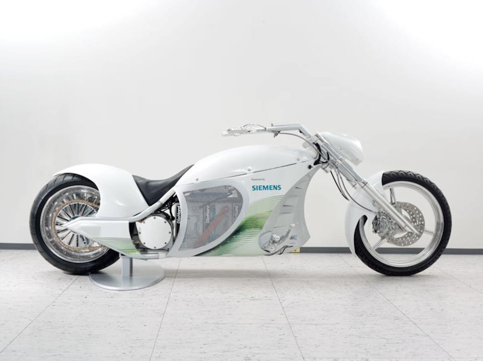 Motocicleta siemens