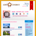 Newsletter No.7 August 2013, by Add Energy Renewable Romania