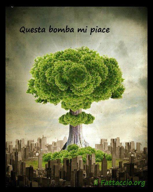 Nuclear bomb tree