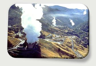 Productia de energie electrica geotermala