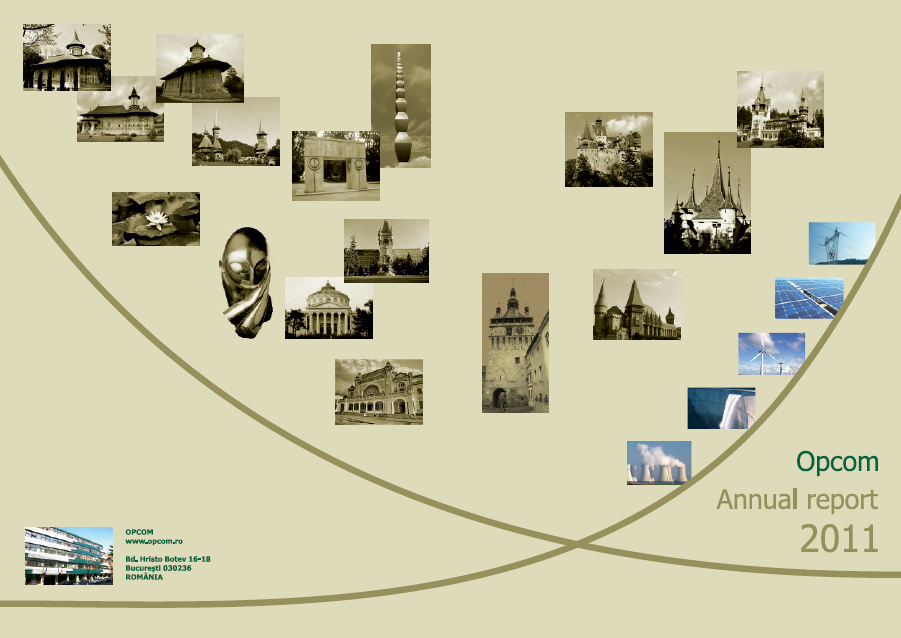 Raportul anual al OPCOM pentru anul 2011