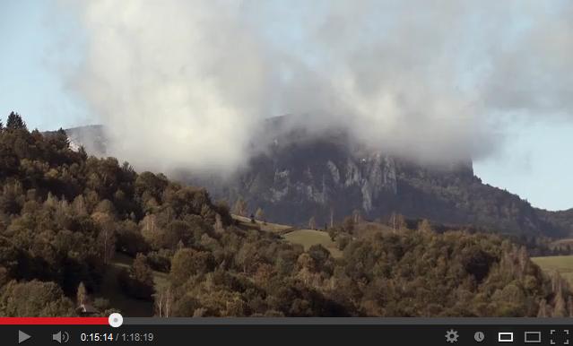 Rosia Montana, un loc la marginea prapastiei