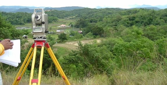 Technical land measurements