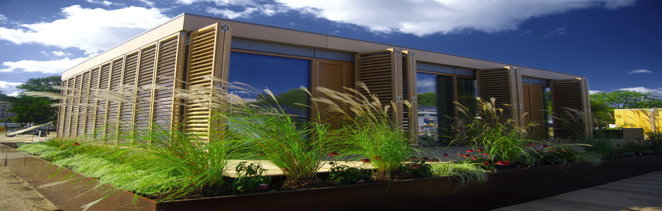 Solar Decathlon Europe – the participant hauses for 2012