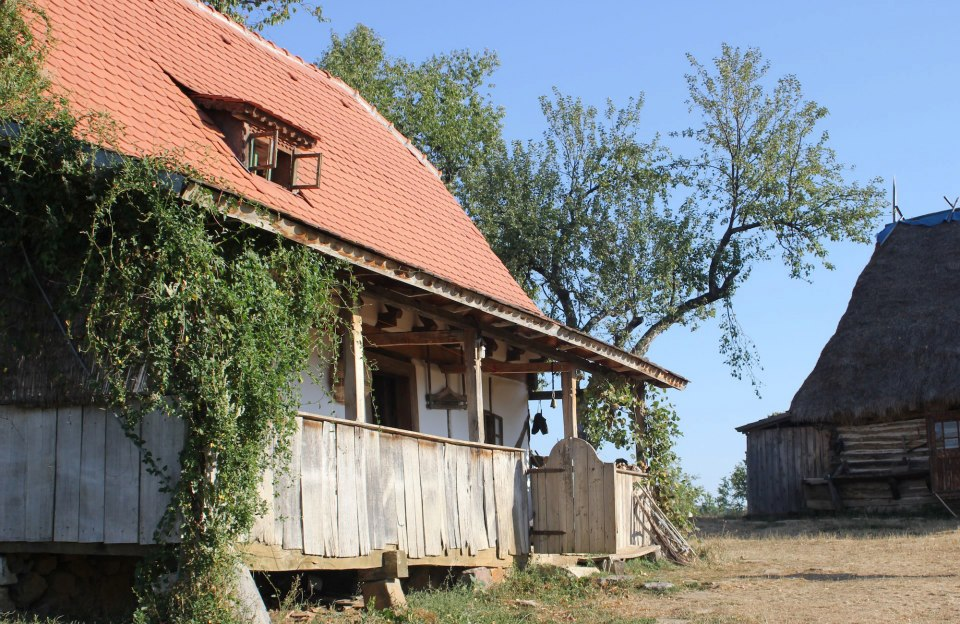 Trip to Rosia Village, Romania