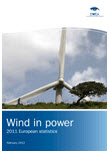 Wind in power 2011 European statistics    01