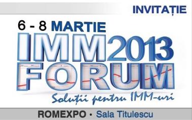 imm 2013 forum