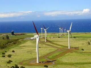 is wind power the answer to small-scale renewable energy