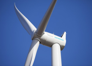 Markteinführung der neuen getriebelosen Siemens-Windenergieanlage SWT-3.0-101 / New Siemens Direct Drive wind turbine ready for sale