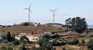 wind farms a noisy neighbour