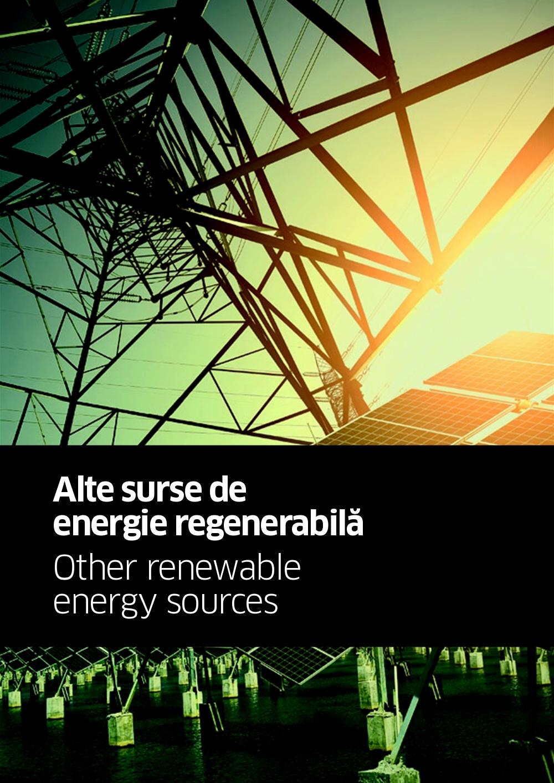 Alte surse de energie regenerabila