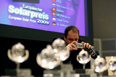 Enter the 2012 European Solar Prize