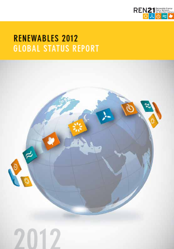 Renewables  2012 Global Status Report