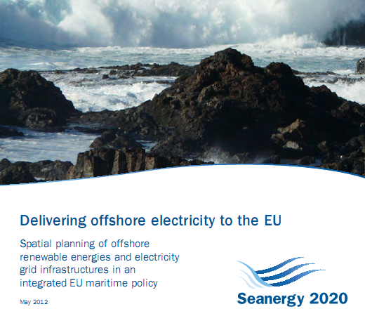 SEANERGY 2020- Delivering Offshore electricity to the UE