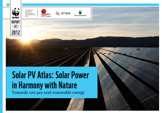 Solar PV Atlas Solar Power in Harmony with Nature
