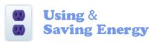 Using and saving energy