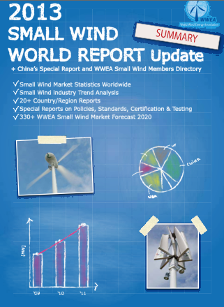 WWEA Worls Smal Wind Report 2013