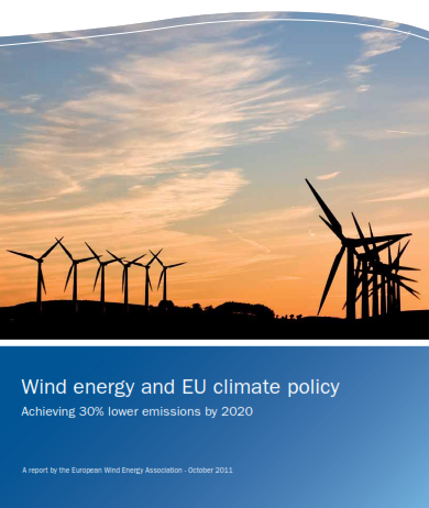 Wind energy and EU Climate Policy