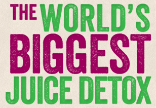 World s bigest juicing event from 7th  13th Jan 2013 and re charge your body and mind for the year ahead 01
