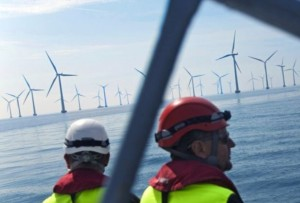 EU wind industry skills shortage