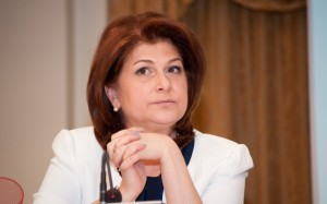 Ministrul Rovana Plumb