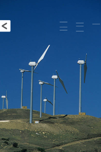 Photos of One-Bladed Wind Turbines by Paul Gipe