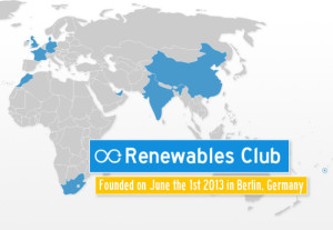 Renewables Club Founded By 10 Countries