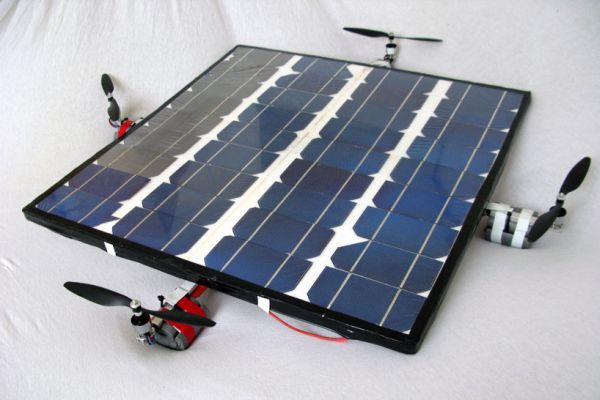 The Solarcopter