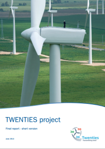 Twenties project EWEA