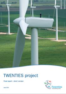 Twenties project EWEA