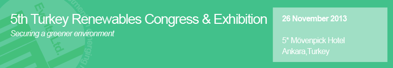 5th Turkey Renewables Congress & Exhibition