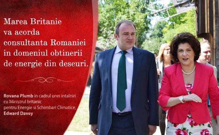 Consultanta Romaniei din partea Marii Britanii