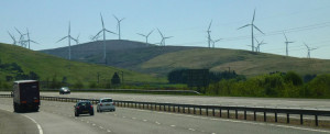Impact of wind turbines on tourism