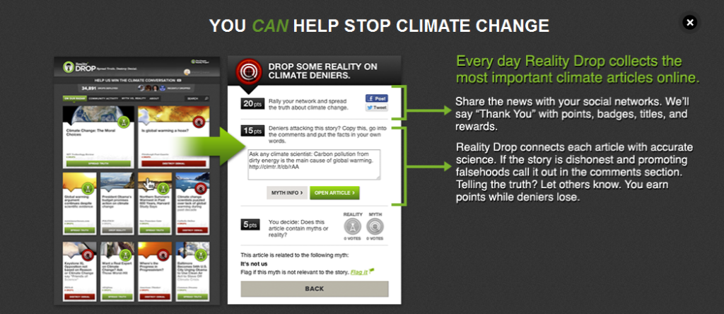 you can help stop climate change
