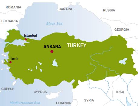 Energia eoliana din Turcia prezentata in cifre