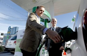 Algae-based fuel on sale in Bay Area 01