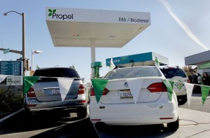 Algae-based fuel on sale in Bay Area 02
