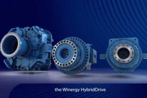 First Winergy HybridDrive installed