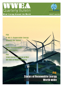 WWEA Quarterly Bulletin issue 2 June 2013