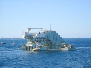 Australienii detin prima centrala mareomotrica de 1 MW din lume