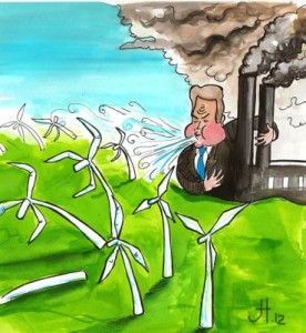 Investitiile in regenerabile, in bataia vantului